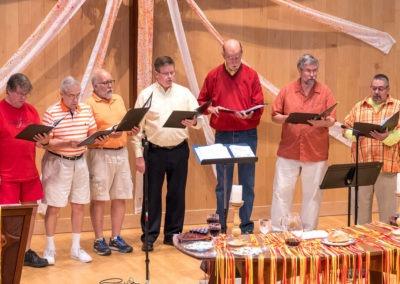 Beulah Land Men's Choir